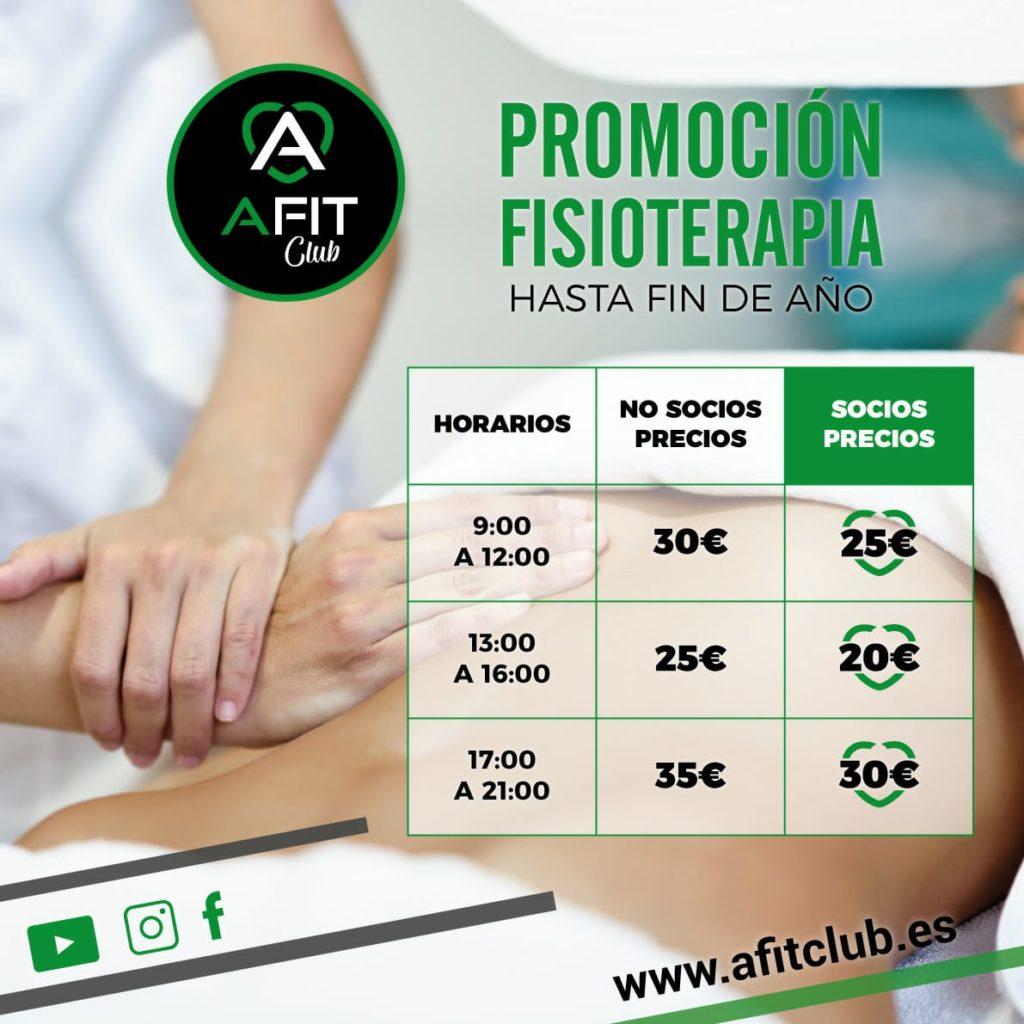 Fisioterapia Pinto precio